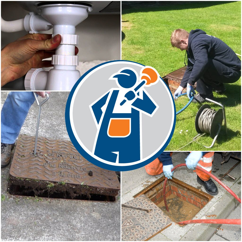 For-Blocked-Drains-or-Sinks-in-East-Ham-London-E6-Call-London-Drains