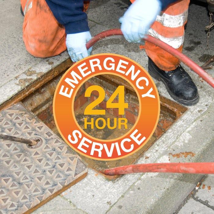 24 hour Emergency Drain Unblocking London
