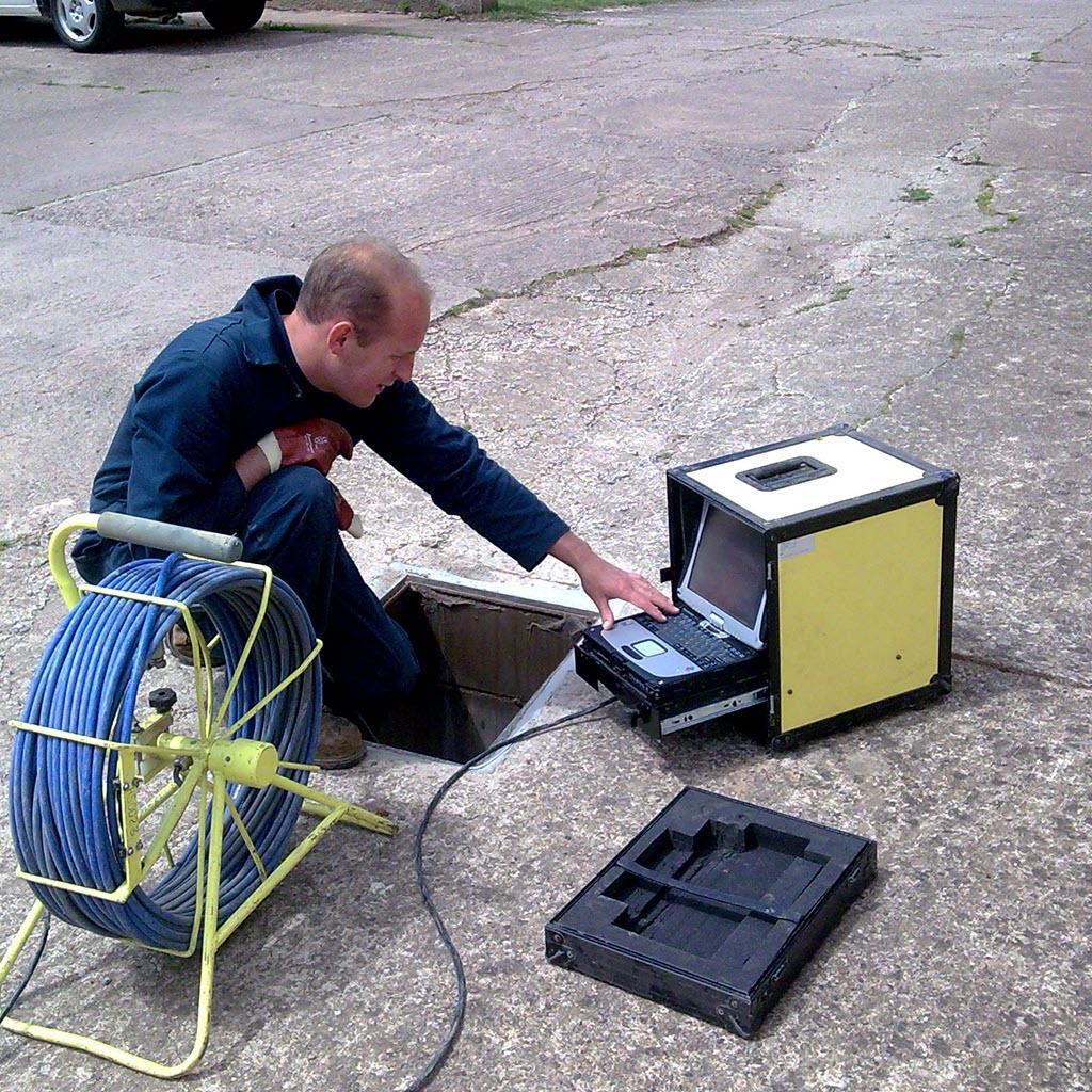 CCTV Drain Surveys in the London area